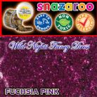 SNAZAROO FACE PAINT GLITTER GEL FUCHSIA PINK 12ML TUB